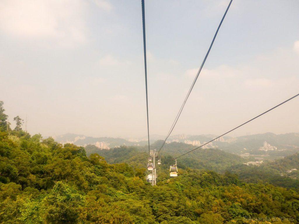 Maokong Gondola, Tapei