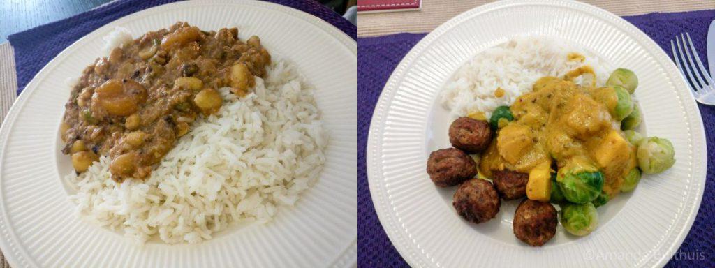 Curry en kerrie