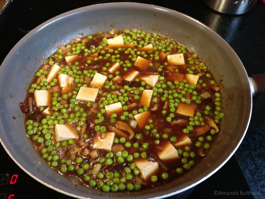 Mapo tofu koken