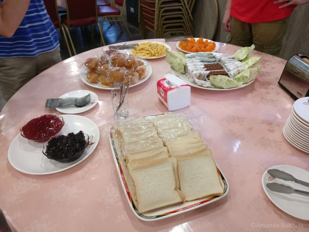 Ontbijt Fo Guang Shan