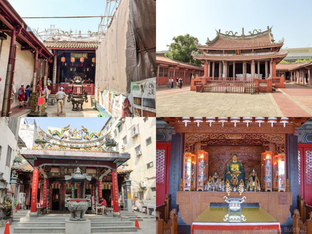 Tempels Tainan, Taiwan
