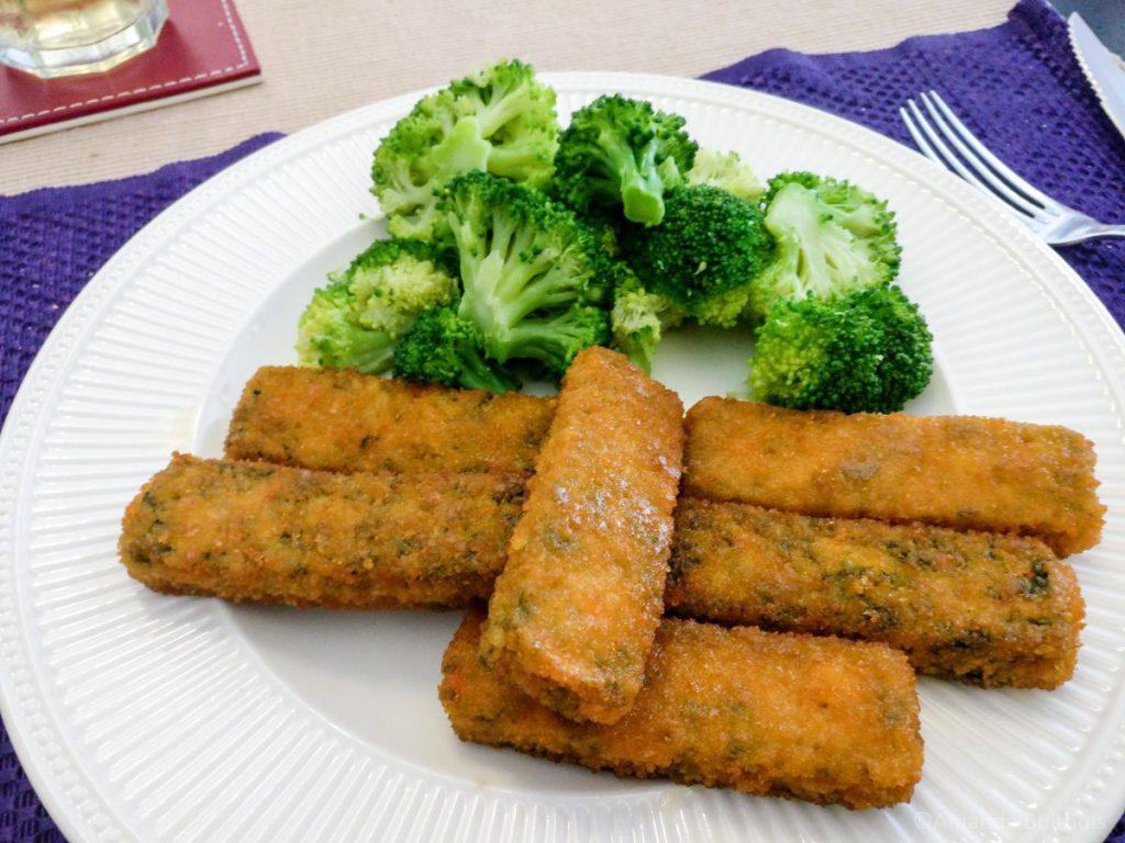 Vegetarische vissticks Sofine
