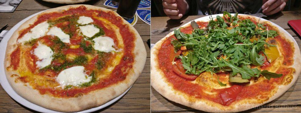 Happy Italy pizza's