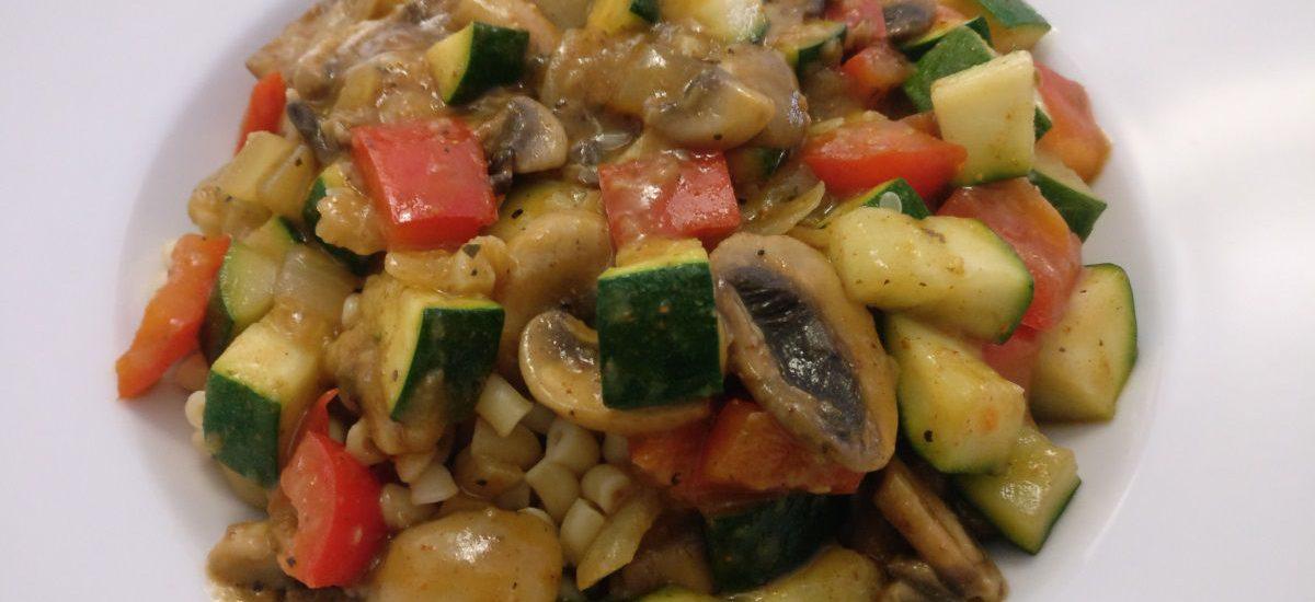 Macaroni Stroganoff recept