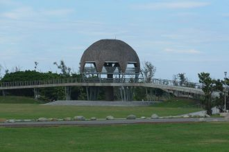 Sea-shore park Taitung