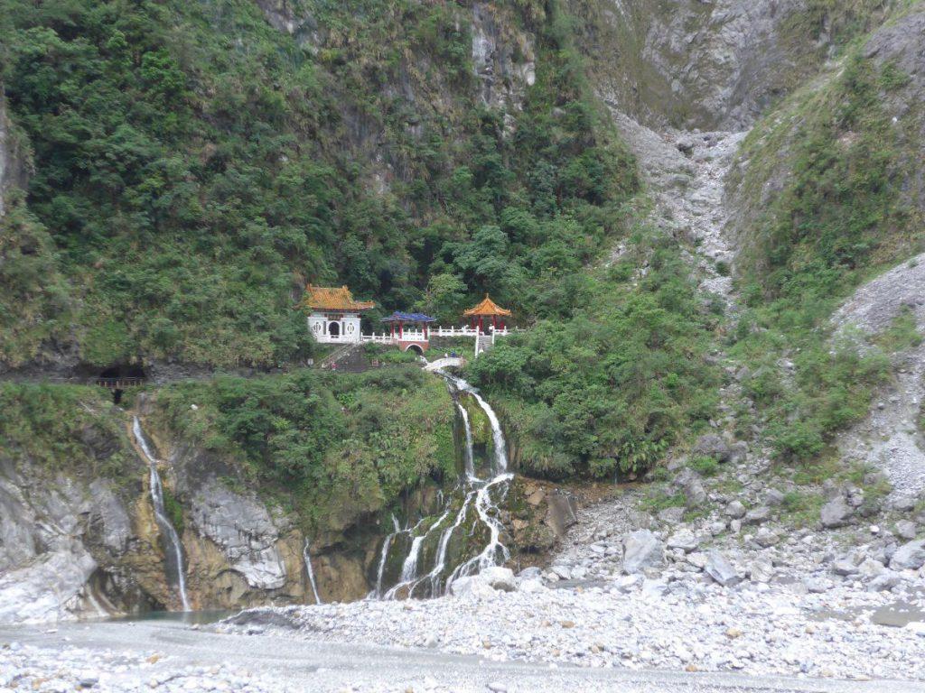 Taroko National Parc - Tempel