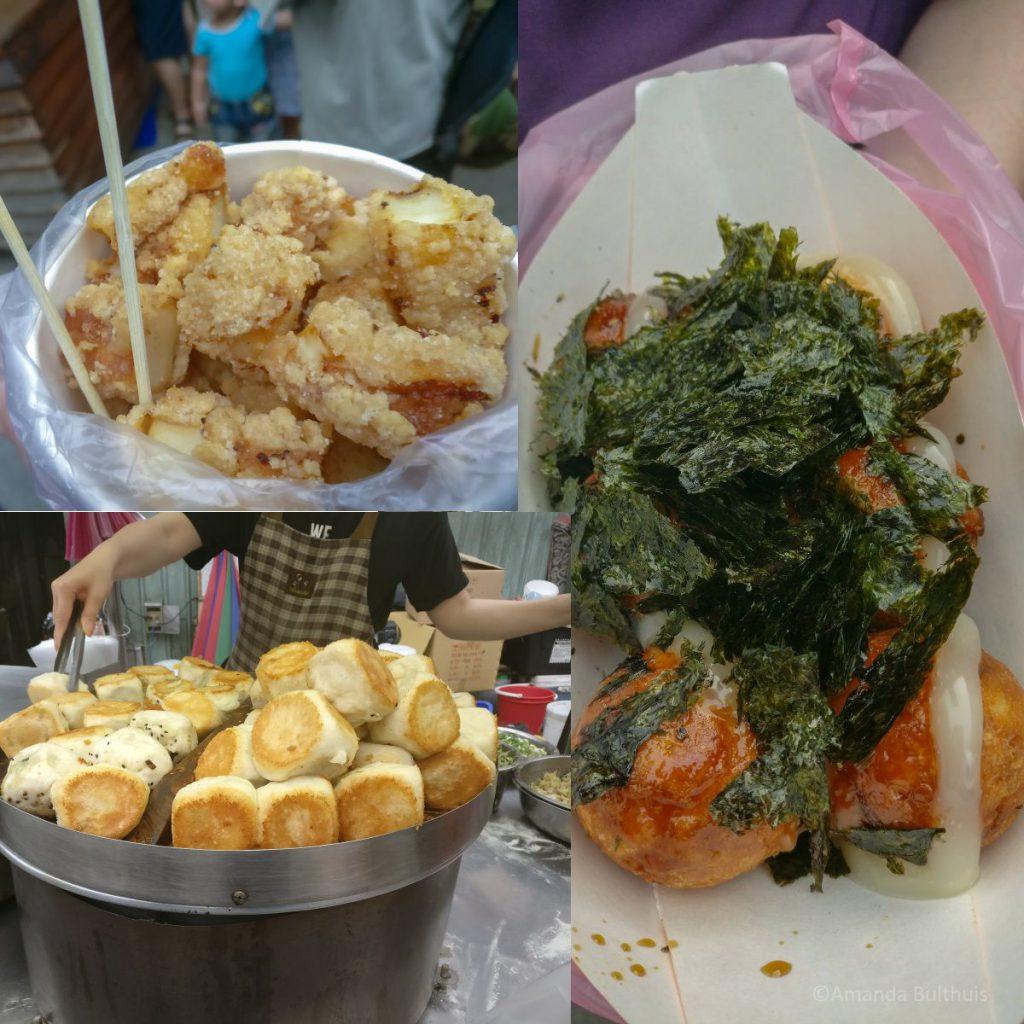 Streetfood Taipei