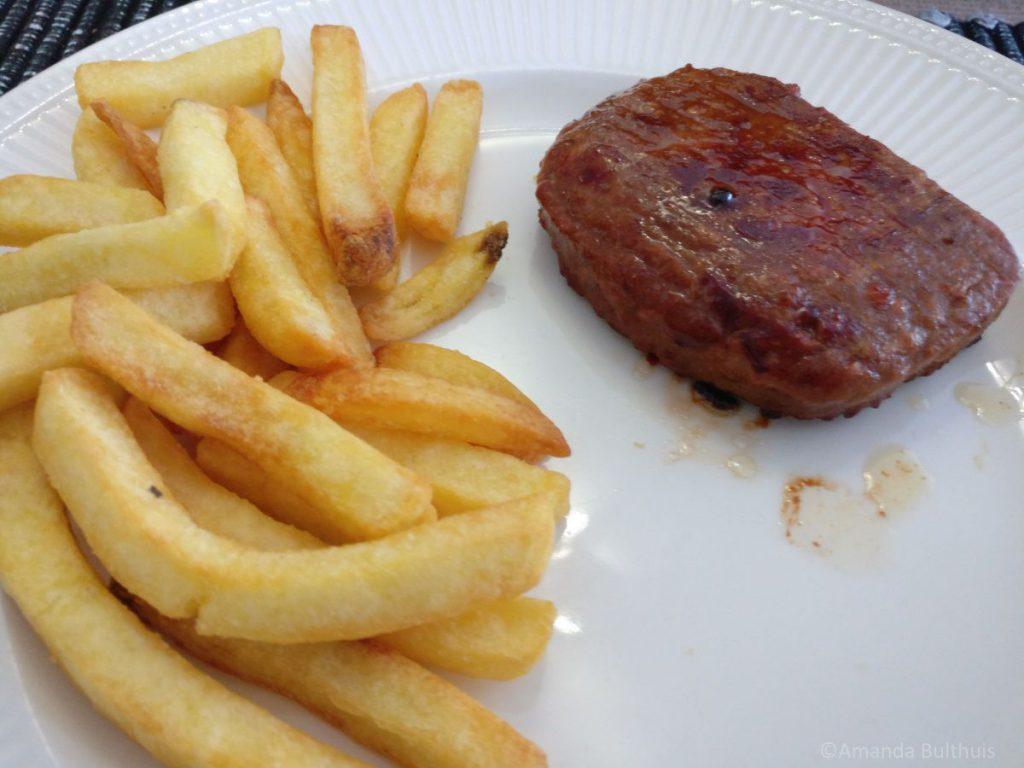 Vegetarische biefstuk Vivera