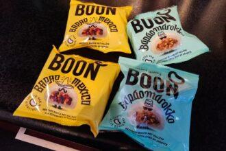 Vegan bapao Boon