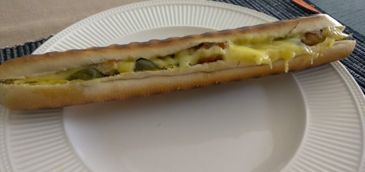 Vegan Cuban Sandwich
