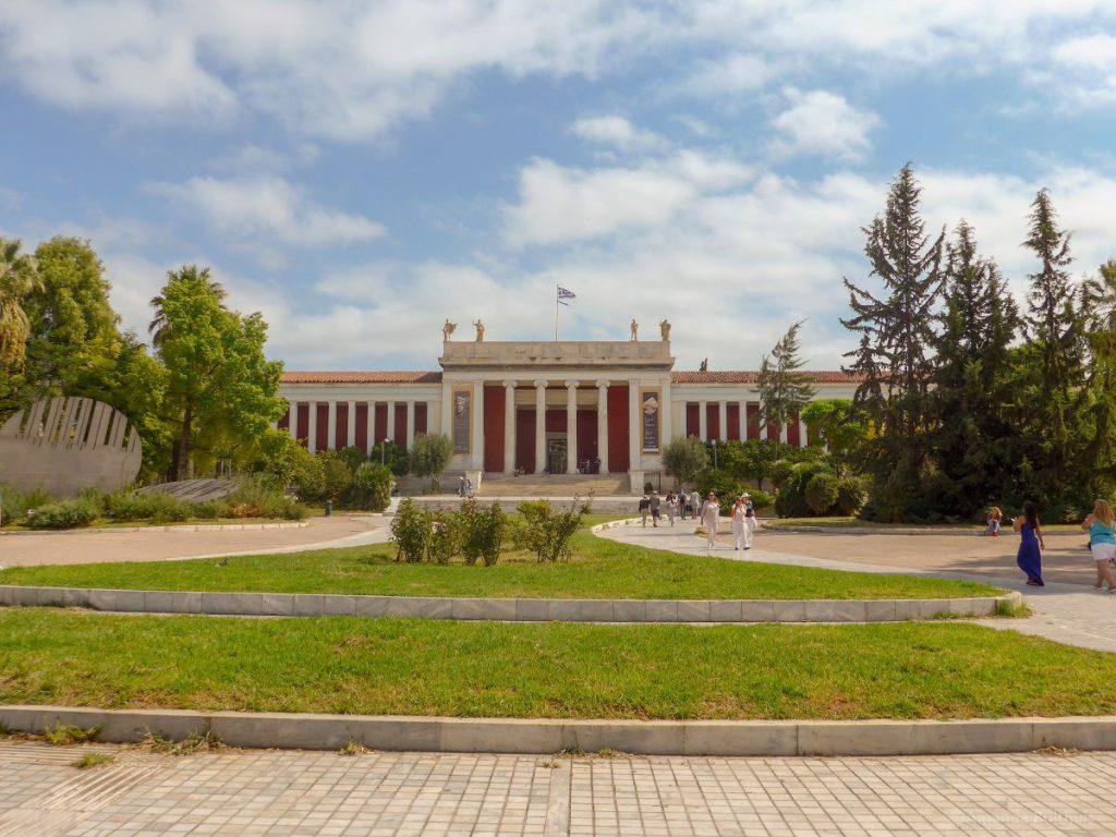 Nationaal Archeologisch museum van Athene