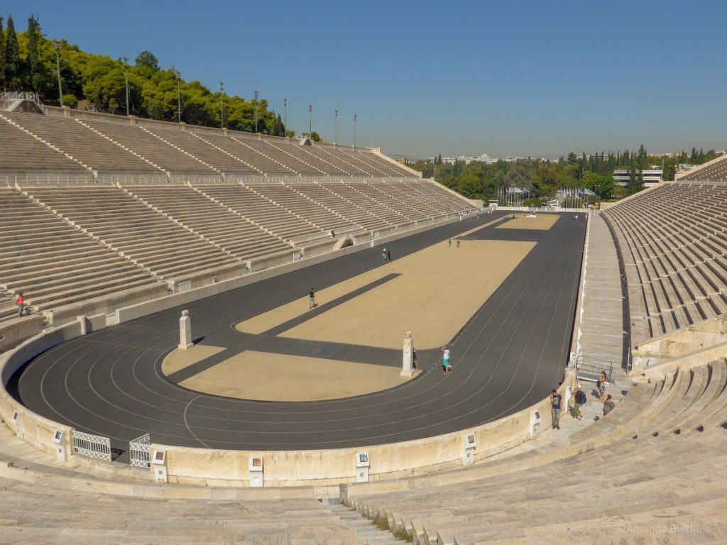 Panathenaic Stadium, Athene