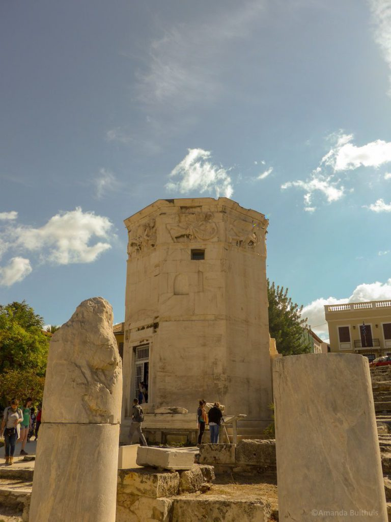 Tower of the Winds, Roman Agora, Athens