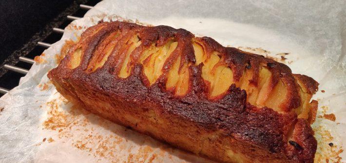 Peren gember cake