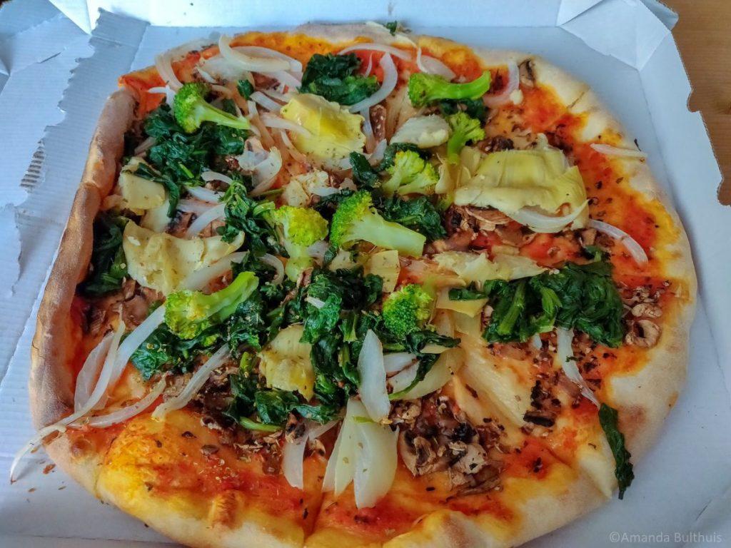 Pizza Oostenrijk 2019