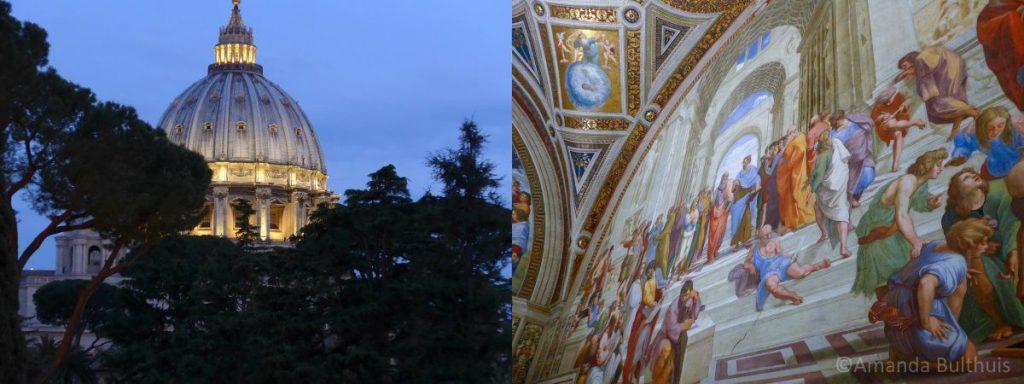 Avondrondleiding Vaticaan Museums