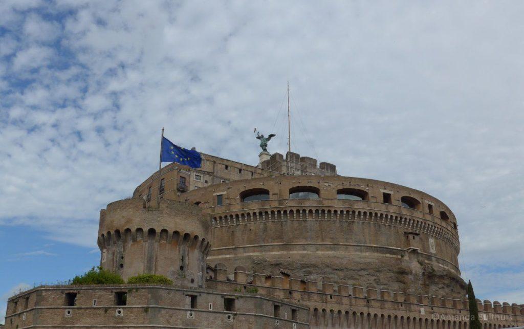 Castello San Angelo - Rome 2019