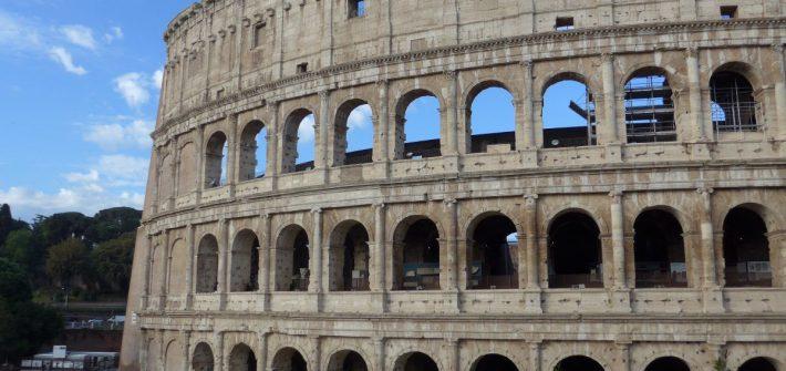 Colosseum Rome 2019