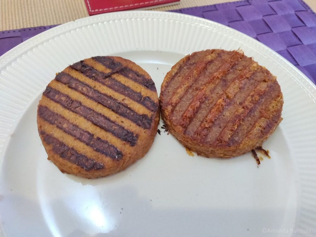 Incredible Burger en Beyond Burger
