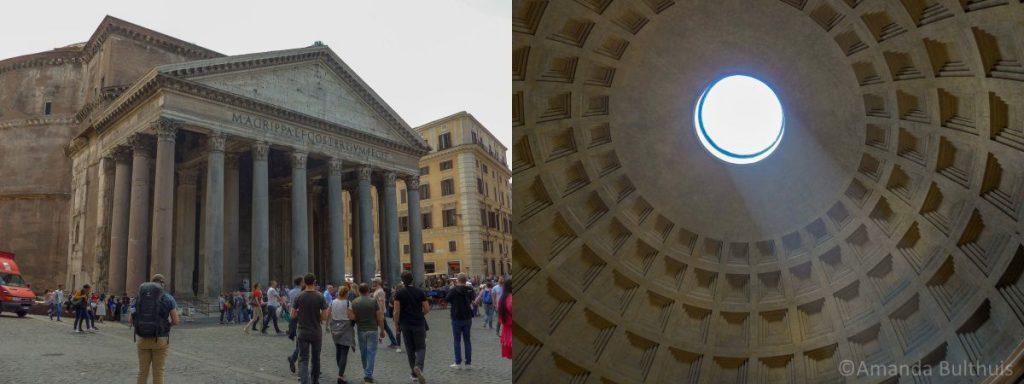 Pantheon Rome 2019