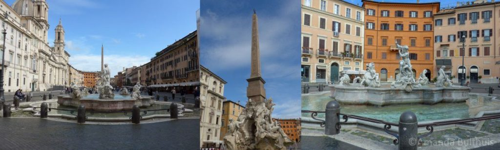 Piazza Navona - Rome 2019