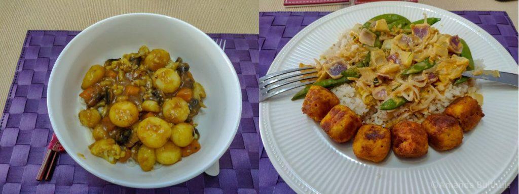 Curry gerechten week 26- 2019