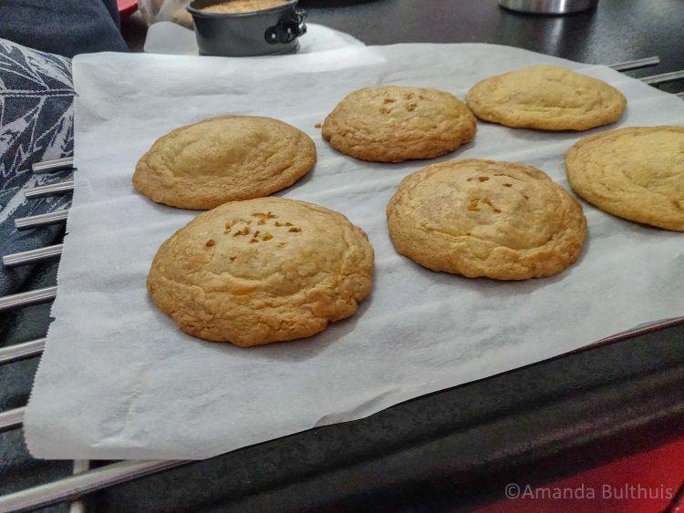 Vegan gevulde koeken