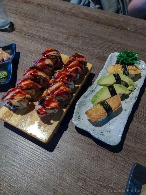 Sushi Sakana september 2019