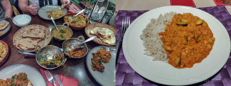 Indiaas eten week 44 - 2019