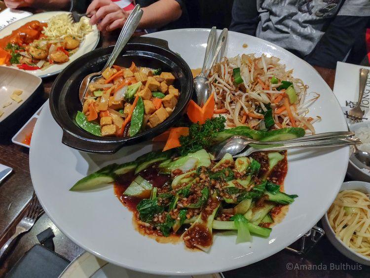 Boedhha menu Tong AH