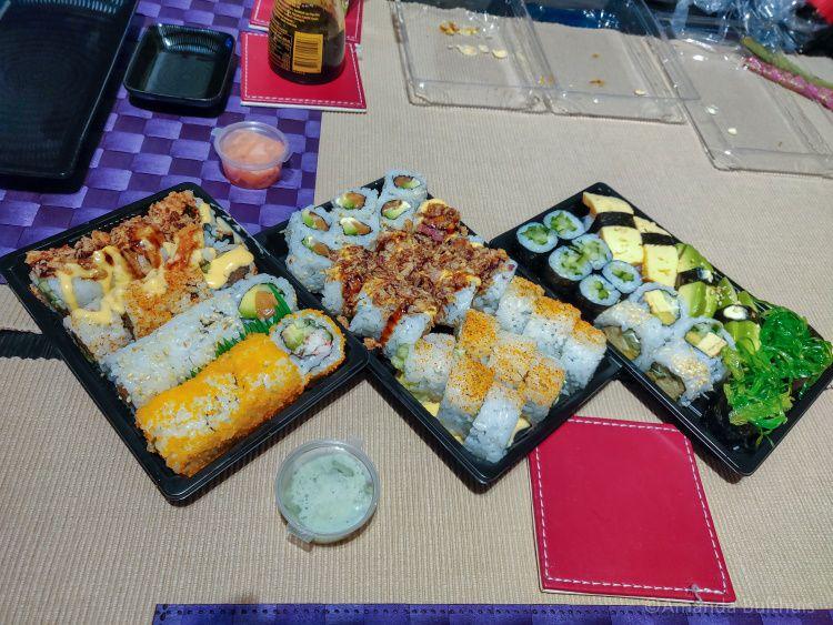 Sushi Company 12-2019