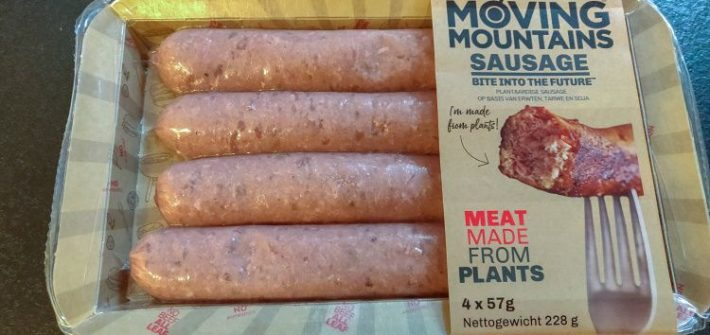 Moving Mountains Sausages