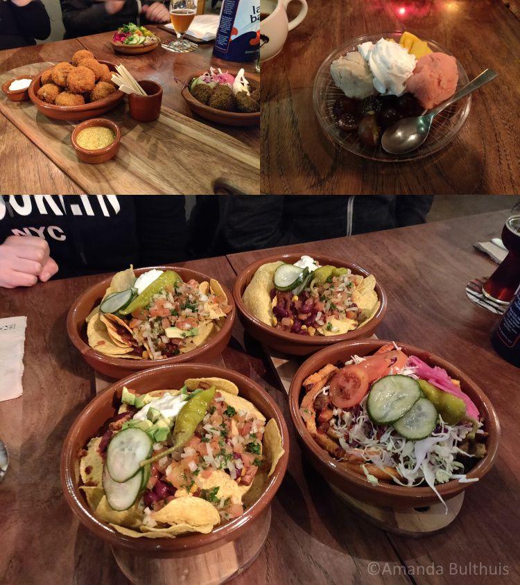 Vegan fastfood Calypso Eindhoven