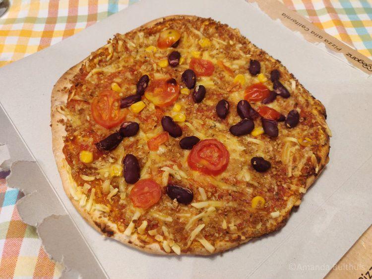 Vegan Pizza Oostenrijk