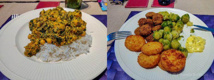 Curry en spruitjes - Week 22 - 2020