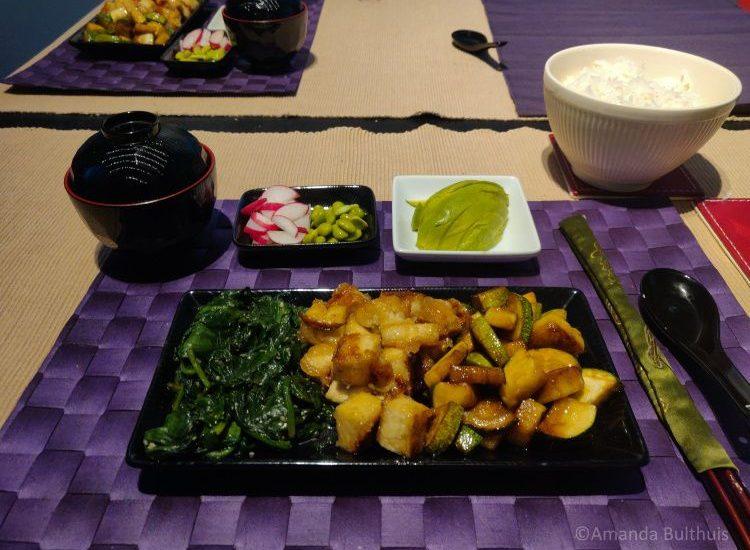 Japans diner