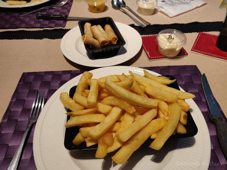 Frietjes Aardappeleters Nuenen