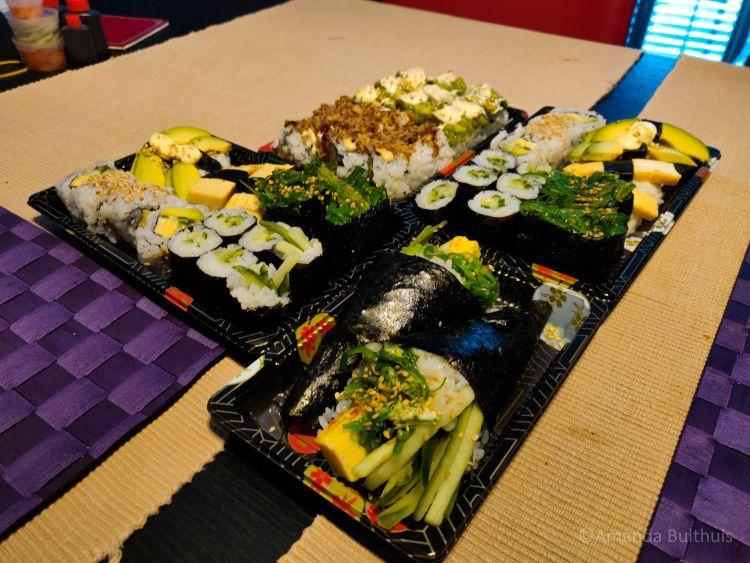 Sushi Company - Week 40 -2020