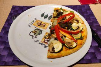 Pizza met groente - Week 47 - 2020