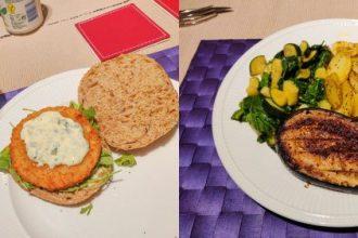 Vegan kipburger en restjesgerecht - Week 46 - 2020