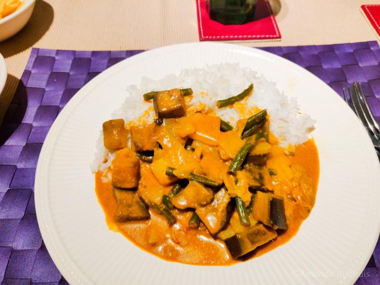 Maleisische curry uit de toko