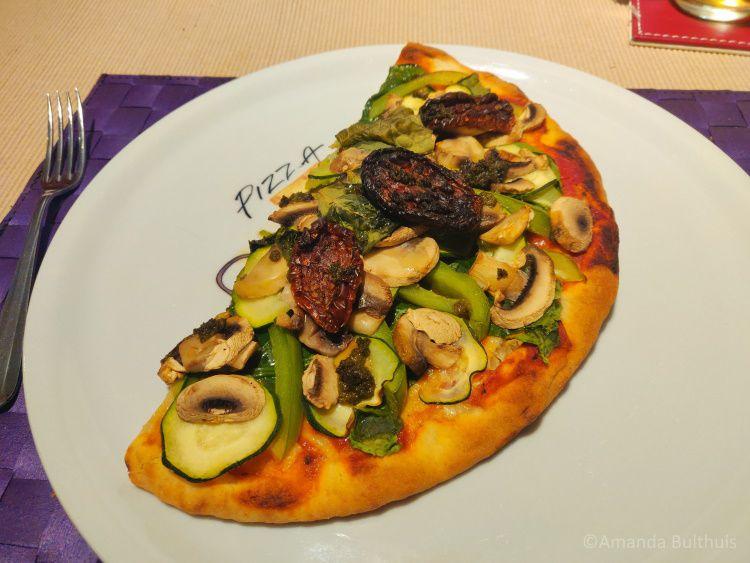Pizza groente week 3 -2021