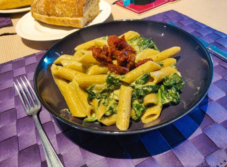 Vegan one pot pasta