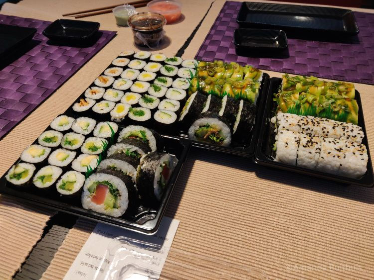 Masumi sushi - week 18 -2021