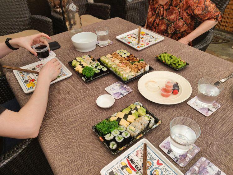 Sushi Company week 19 - 2021