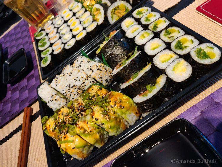 Sushi week 27 -2021