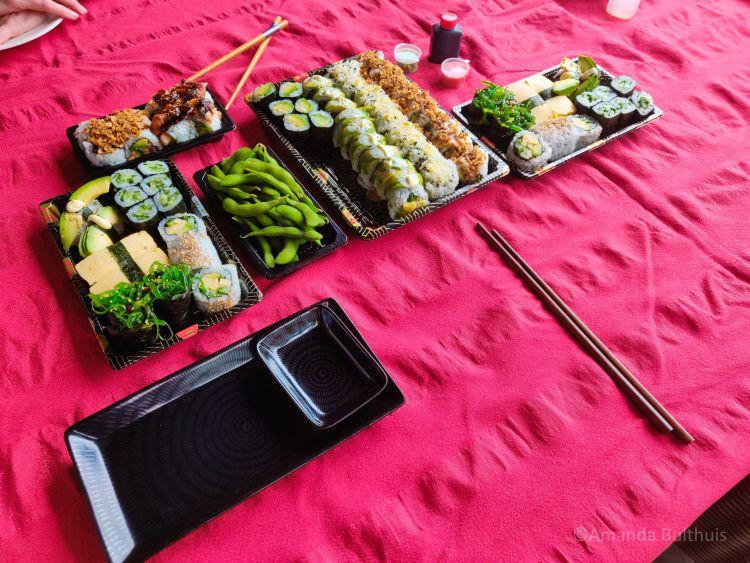 Sushi week 32 - 2021