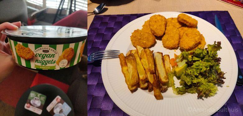 Vegan nuggets Jumbo