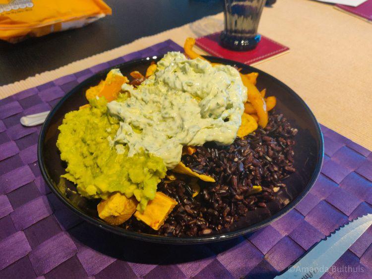 Mexicaanse tortillabowl