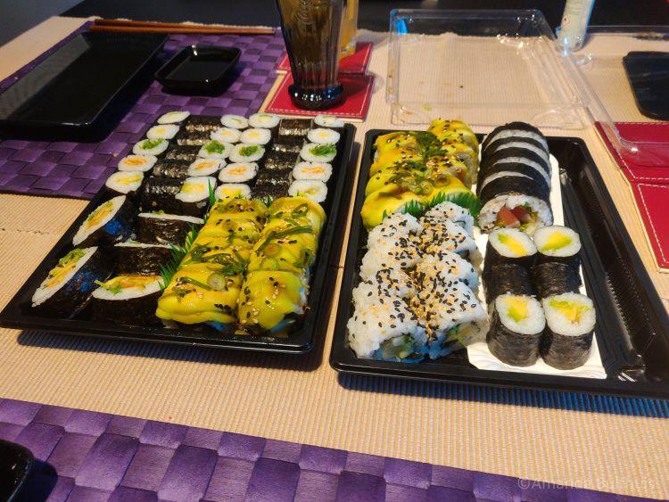 Sushi week 37 - 2021